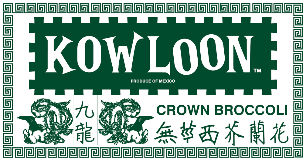Kowloon Crown Cut Broccoli