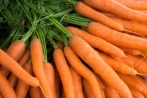 Western Pacific Produce Carrots