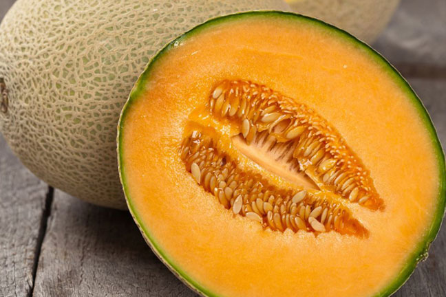 Cantaloupe Export by Western Pacific Produce